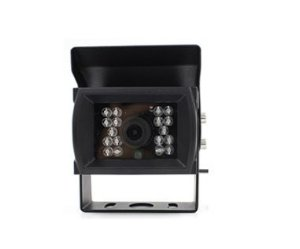 CÂMERA VEICULAR ARFO 1.3 Megapixel 720P AHD, IR: 15m, para visão traseira