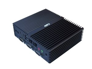 MINI PC INDUSTRIAL ARFO MOD. AR-450, PROCESSADOR I5, 4GB, 128GB SSD MSATA, 4 SERIAL, 6 USB, 2 HDMI, 2 LAN, PADRÃO VESA COM  WINDOWS 10 PRO LICENÇA