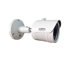 CÂMERA DE SEGURANÇA ARFO IP/POE, MOD. AR-S200B 3MP BULLET  H.265+ IR 30MT, lente 3,6mm