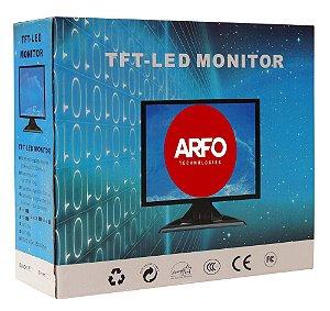 MONITOR TOUCH SCREEN LCD 15'' PRETO