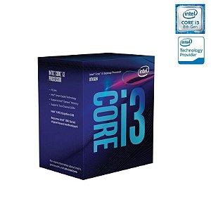 Processador Intel Core i3-8300 8M Cache, 3.70 GHz Coffee Lake LGA 1151