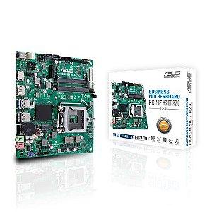 Placa-mãe / Motherboard ASUS Prime H310T R2.0 / CSM LGA1151, 8TH E 9TH, DDR4 SLOT M.2 DP HDMI LVDS Thin mITX