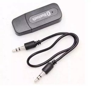 Receptor Bluetooth Usb Wireless Music Receiver Mp3 Adaptador