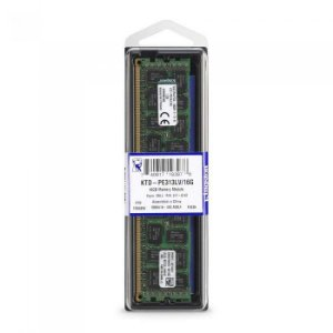 Kingston Memoria 16GB DDR3 1333Mhz ECC Reg
