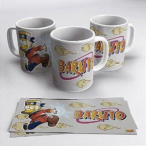 Caneca BART-NARUTO - 325ml