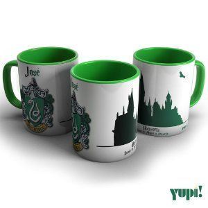 Caneca Harry Potter - SONSERINA ROGWARTS - 325ml