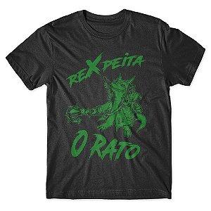 Camiseta brTT - Rexpeita o Rato!