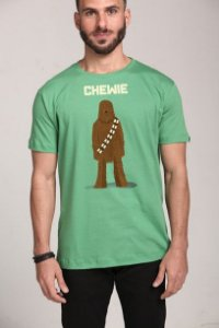 Camiseta Star Wars - Chewie