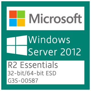Microsoft Windows Server 2012 R2 Essentials - Licença + NF-e