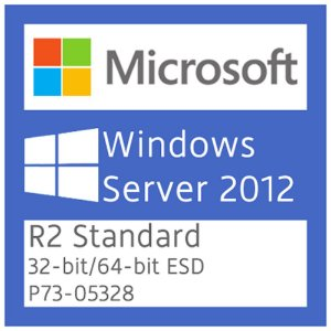 Microsoft Windows Server 2012 R2 Standard - Licença + NF-e