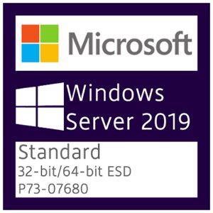 Microsoft Windows Server 2019 Standard - Licença + Nota Fiscal