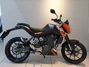 KTM 200 DUKE 2015