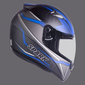 CAPACETE EBF NEW SPARK ILLUSION