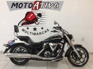 YAMAHA XVS 950A MIDNIGHT STAR 2012