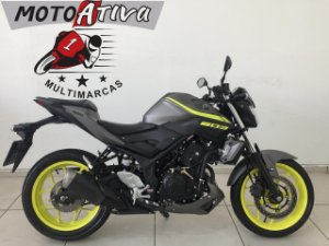 YAMAHA MT 03 ABS 2019