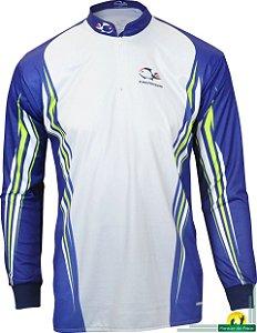 Camiseta Faca na Rede Combat S Blue