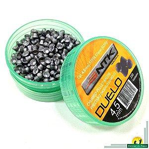 Chumbinho Duelo 4.5mm c/250