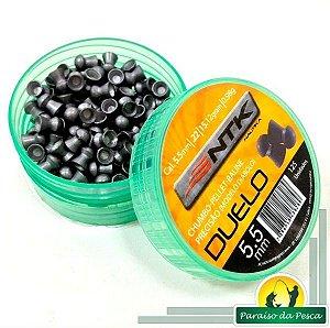 Chumbinho Duelo 5.5mm c/125