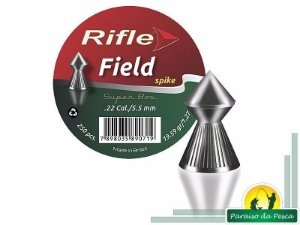 Chumbinho Rifle Field Spike 5.5mm c/250