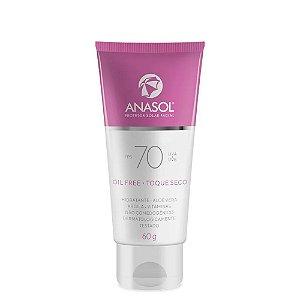 Anasol Protetor Solar Facial FPS70 60g