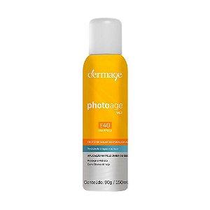 Dermage Photoage Wet Protetor Solar Aerossol FPS 40 150ml