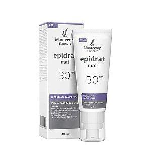 Mantecorp Skincare Epidrat MAT Sem Cor FPS30 40ml