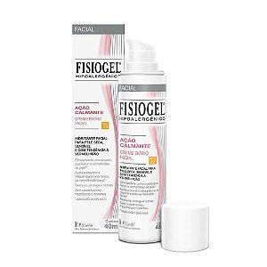 Stiefel Fisiogel Creme Facial Ação Calmante 40ml