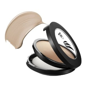 Pinkcheeks Pó Facial Cremoso Cream Powder Sport Make Up Bege Neutro FPS 60 14g