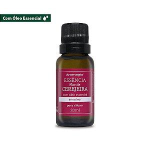 Aromagia Essência Com Óleo Essencial de Flor de Cerejeira 20ml