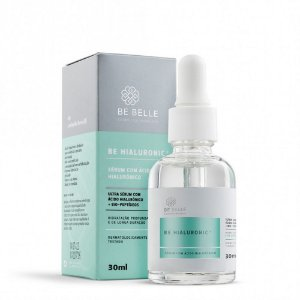 Be Belle Ultra Serúm com Ácido Hialurônico 30ml