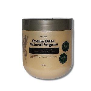 Agro Jasmim Creme Base Natural Vegano 400g