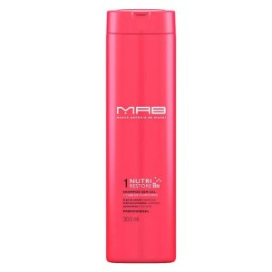 MAB Shampoo Nutri Restore Tamanho Profissional 300ml