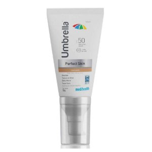 Umbrella Perfect Skin Protetor Solar Fps50 Tom Escuro 50g