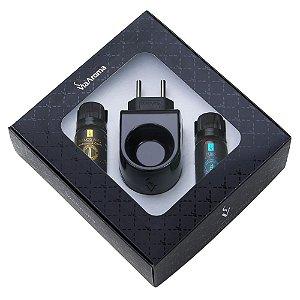 Via Aroma Kit Presente Standard Black Buenos Aires e Dubai