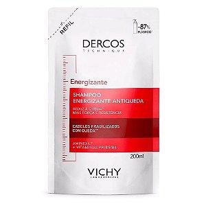 Vichy Dercos Shampoo Energizante Refil 200ml