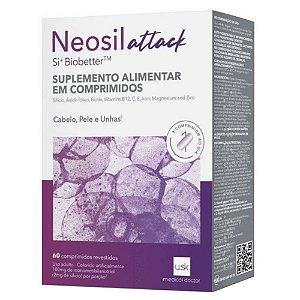 Under Skin Neosil Attack Com 60 Comprimidos