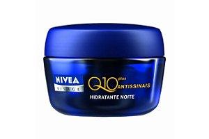 Nivea Creme Antirrugas Q10 Plus Noturno 50g
