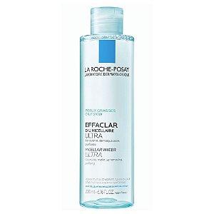 La Roche-Posay Effaclar Solução Micelar Ultra Peles Oleosas 200ml