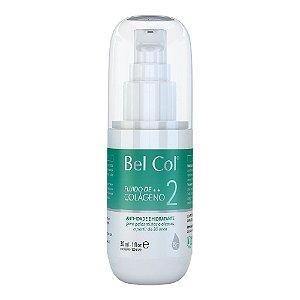Bel Col Fluido de Colageno 2 Hidratante e Anti-Idade 30ml
