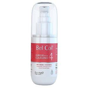 Bel Col Fluído de Colágeno 4 Hidratante Anti-idade 30ml