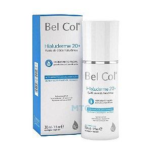 Bel Col Hialuderme 20+ Fluido de Acido Hialurônico 30ml