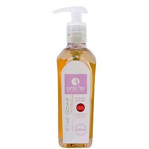 Derma Fine Fine Soap Pele Seca 300ml