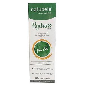 Natupele Hydrass Corp FPS 15 Hidratante Corporal 245g