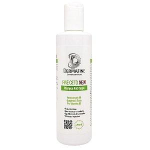 Derma Fine Ceto Shampoo New Anticaspa 250ml