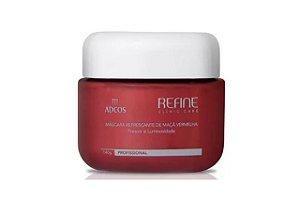 Adcos Refine Clinic Care Máscara De Maçã Vermelha 140g