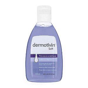 Galderma Dermotivin Soft Sabonete Liquido 120ml