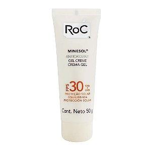 Roc Minesol Antioxidant Gel Creme FPS30 50g