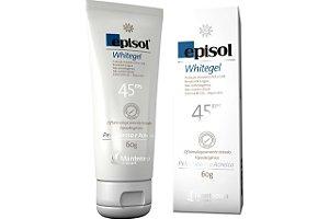 Mantecorp Episol Whitegel FPS45 60g