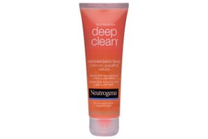 Neutrogena Deep Clean Gel de Limpeza Grapefruit 150g