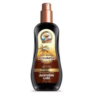 Australian Gold Accelerator Instant Bronzer Spray Gel 237ml